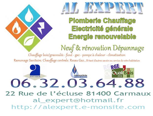 Affiche al expert site